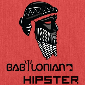 Babylonian Hipster - Shoulder Bag made from recycled material