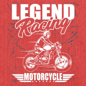 Legend Racing - Schoudertas van gerecycled materiaal