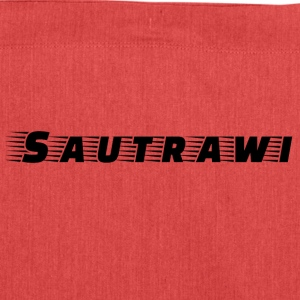 sautrawi - Schultertasche aus Recycling-Material