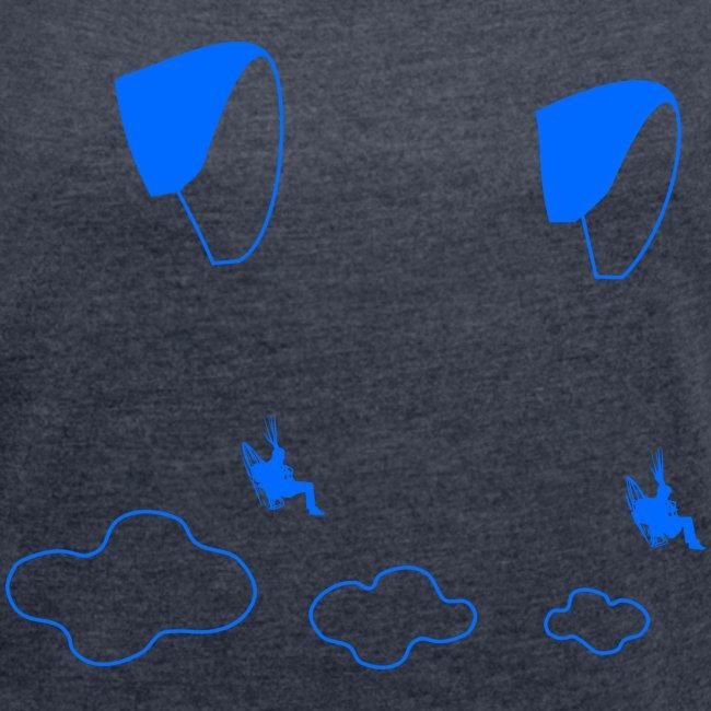 Libert'All paramoteur 3 nuages