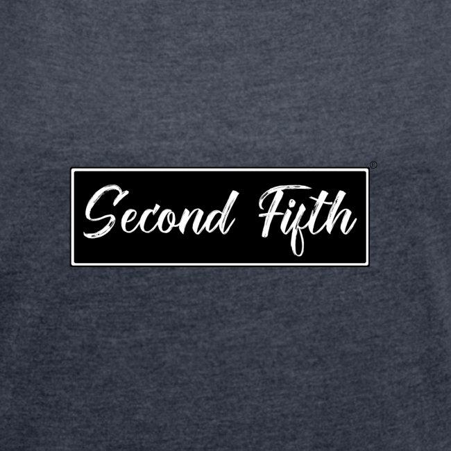 Logo Background noir Second Fifth