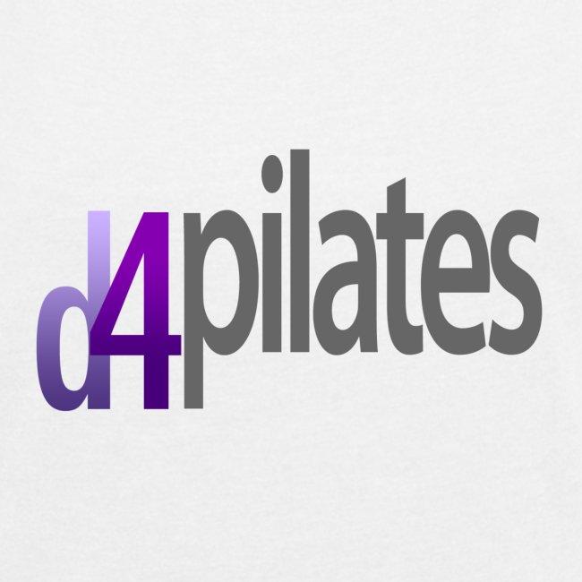 D4 Pilates - Grey logo