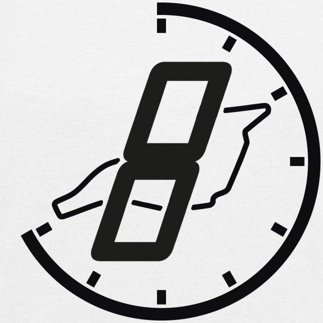 Official 8h Imola Logo
