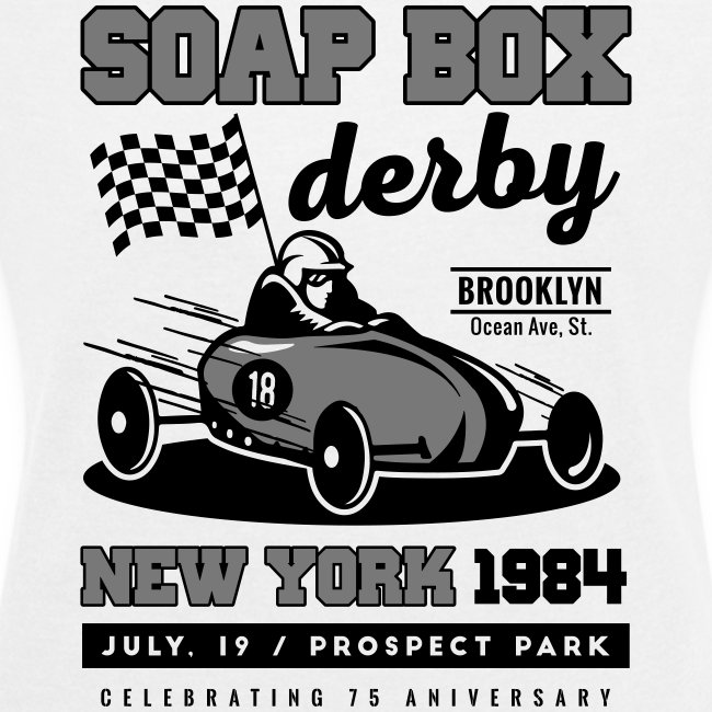 SoapBox NewYork Black