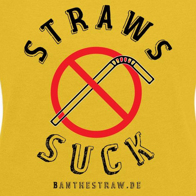 Straws Suck Classic