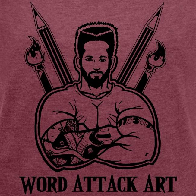 Word Attack Art