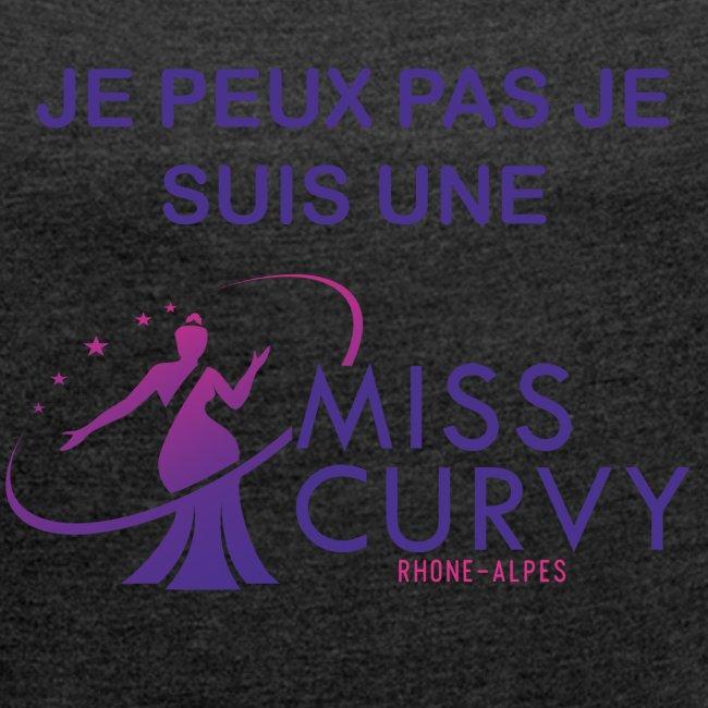 MISS CURVY Je peux pas