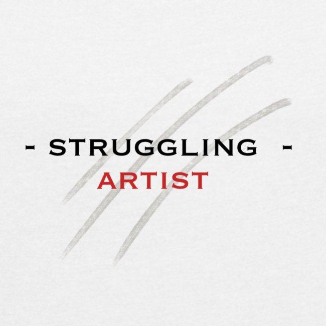 Struggling artist
