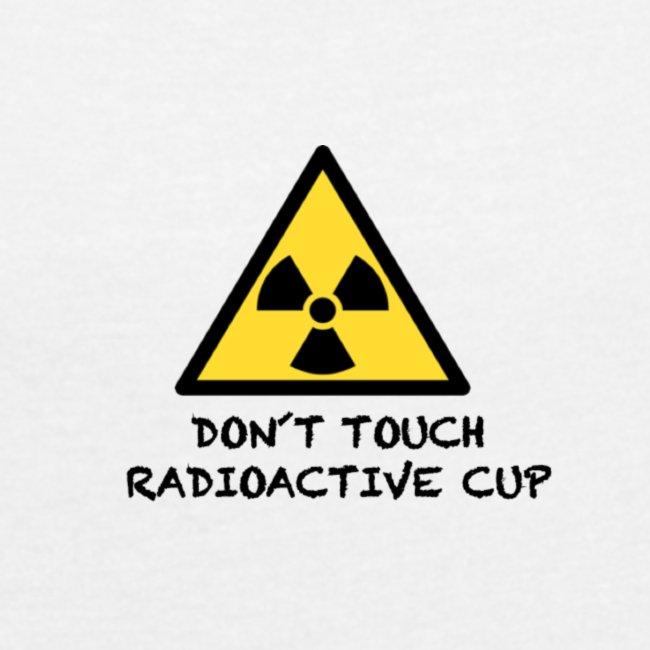 NO TOCAR RADIOACTIVO