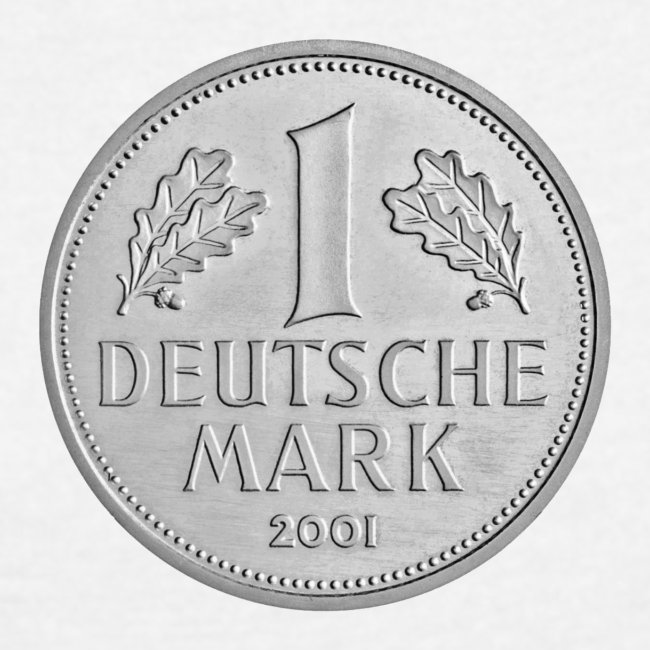 DM Deutsche Mark