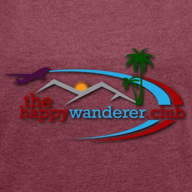The Happy Wanderer Club Merchandise