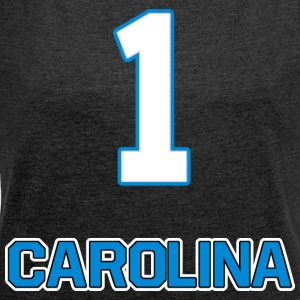 Carolina - Women's T-shirt with rolled up sleeves
