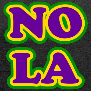 NOLA New Orleans - Women's T-shirt with rolled up sleeves