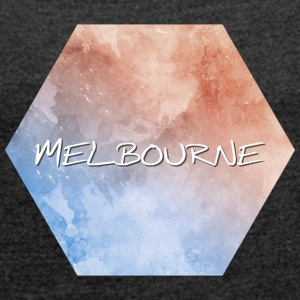 Melbourne - Women's T-shirt with rolled up sleeves