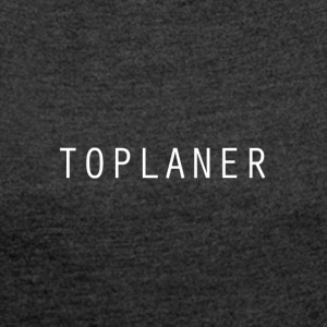 Toplaner - Women's T-shirt with rolled up sleeves
