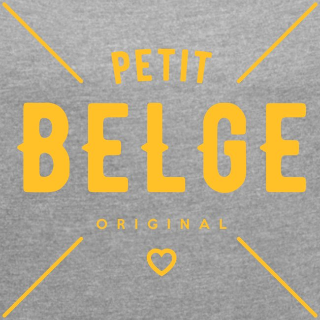 petit belge original