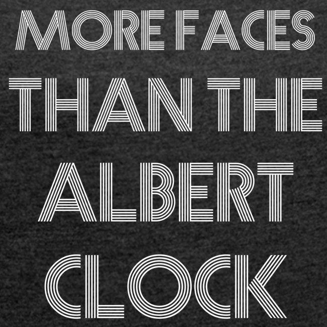 More faces than the albert clock