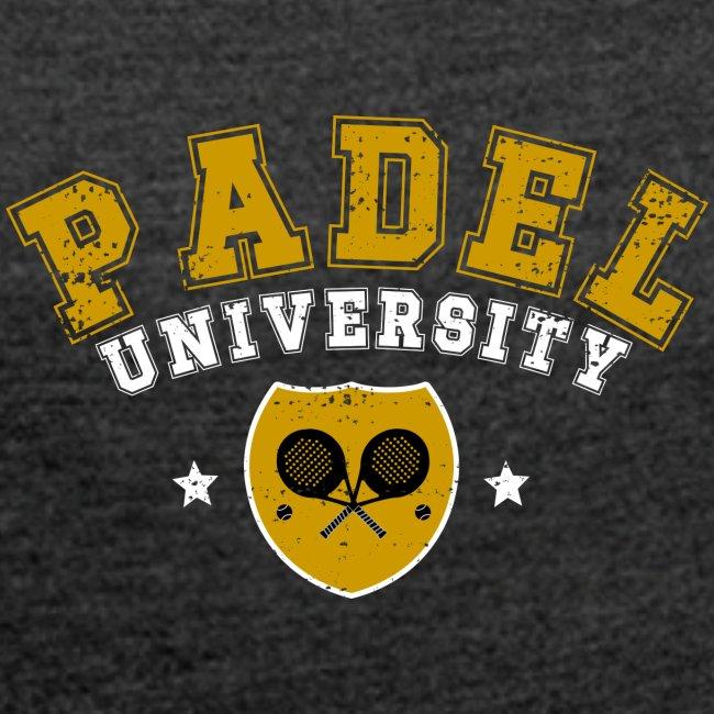 Padel Tennis Universitet Vintage