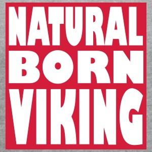 Natural Born Viking 3 - T-skjorte med rulleermer for kvinner