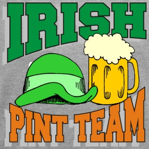 Irish Drinking Team - Women's T-shirt with rolled up sleeves
