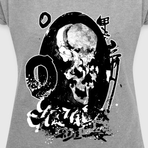 Skull Skull - Skullection # 1 - Dame T-shirt med rulleærmer
