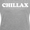 chill Collection - T-skjorte med rulleermer for kvinner
