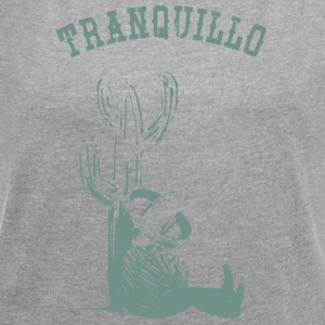 tranquillo - Women's T-shirt with rolled up sleeves