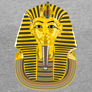 Pharaoh - Women's T-shirt with rolled up sleeves