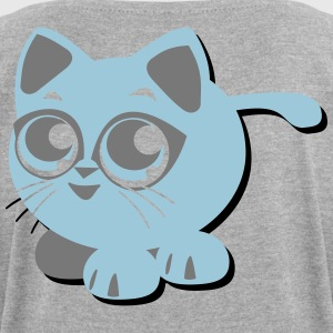 Sweet Cat Collection - Women's T-shirt with rolled up sleeves