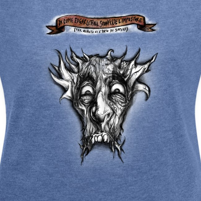 T-shirt del Dio Diaforo Tossidoille