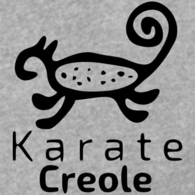 karate Creole con Letras