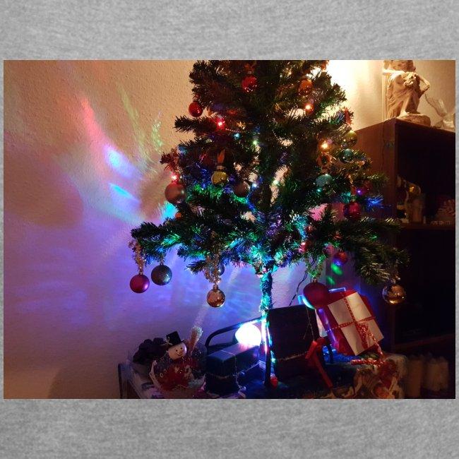 Weihnachten ist schön mit dem Party-Weihnachtsbaum