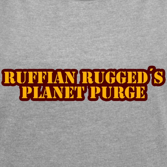 Ruffian Rugged aka Def Ill - MerchPlanet Purge