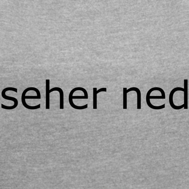 seher ned