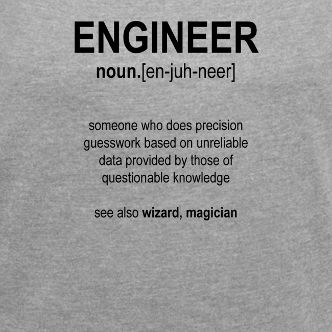 """Engineer"" Def. 1 (Black)"
