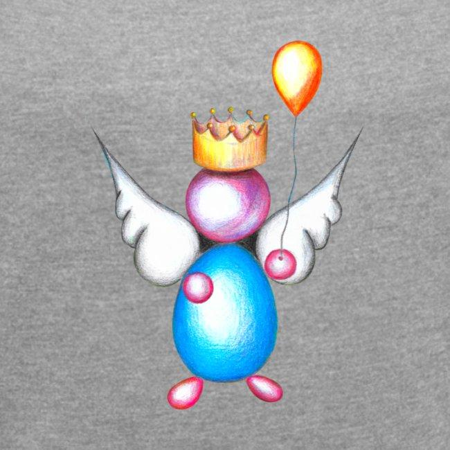 Mettalic Angel geluk