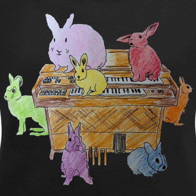 Rainbow Rabbits