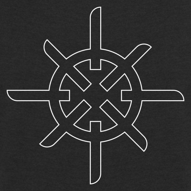 The Lords of Misrule Multi Logo Tee
