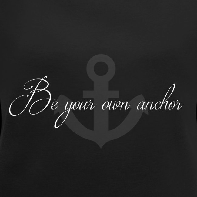 Be your own anchor, Teen Wolf