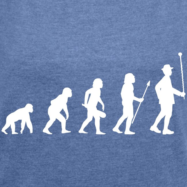 Evolution Stabführer weiß