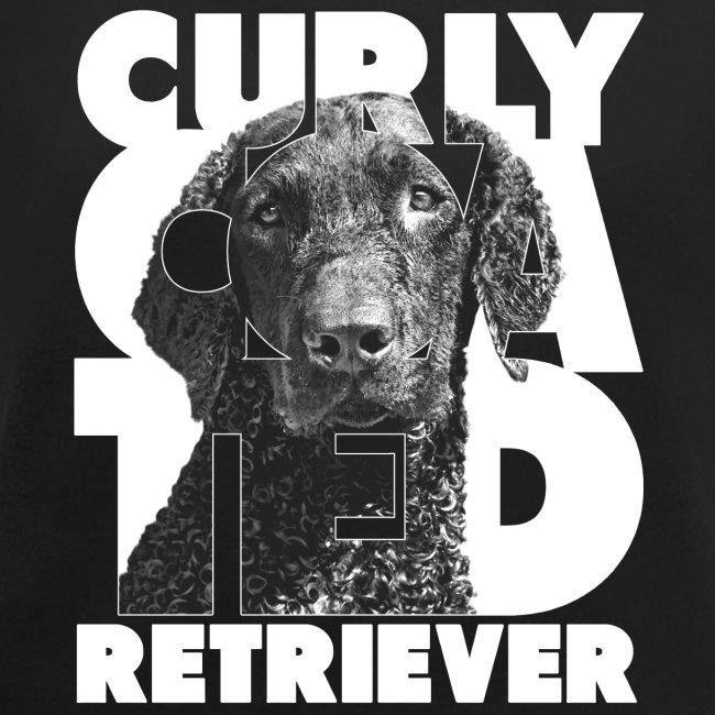 Curly Coated Retriever I