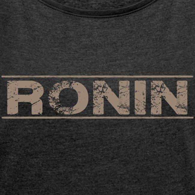 RONIN streetwear V00