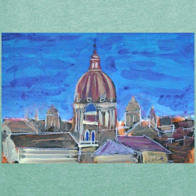 Veduta di Roma