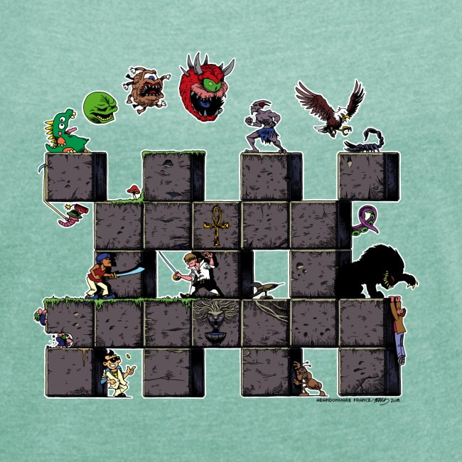 L'histoire du jeu vidéo #AbandonwareFrance