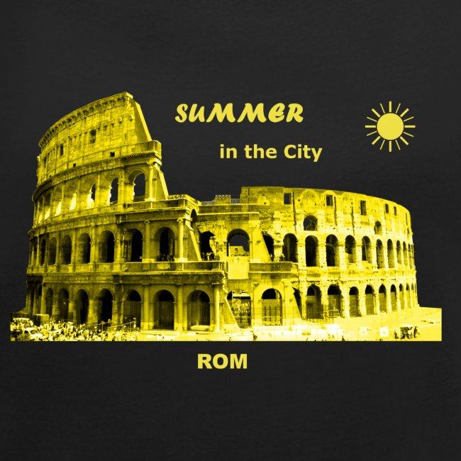 Summer Rom City Italien Colosseum Sonne