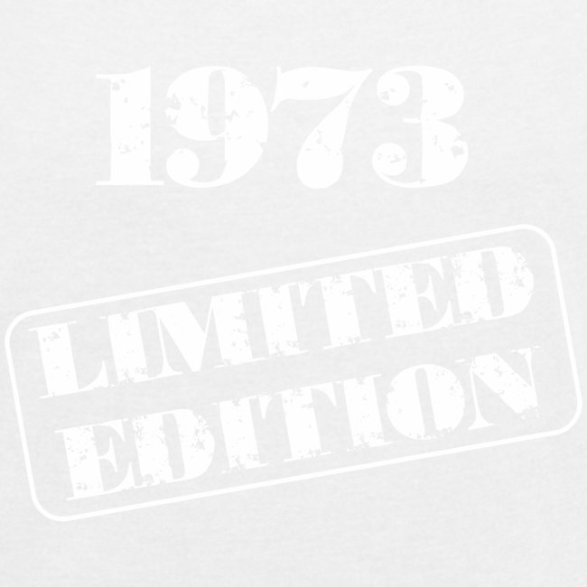Limited Edition 1973