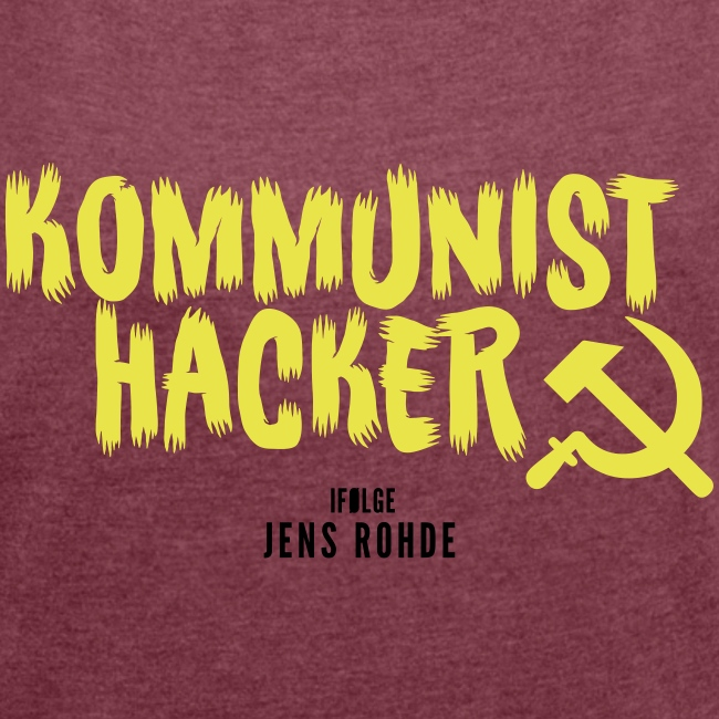 Kommunist Hacker ifølge Jens