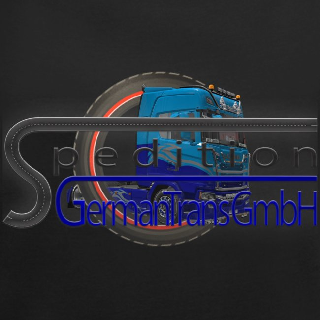 Firmenlogo der Spedition GermanTrans GmbH