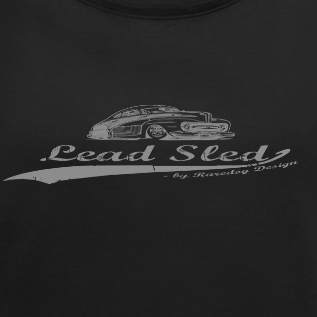 lead sled grey
