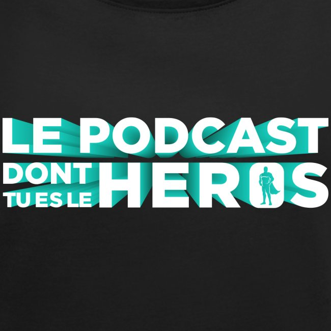 Le podcast dont tu es le héros